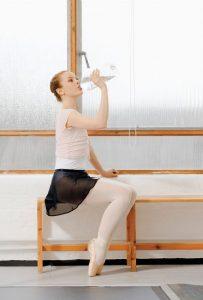 Dance Studio in London - Hydration for dancer
